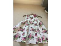 Girls Monsoon dress age 6