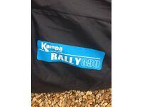 Porch awning Kampa rally 390
