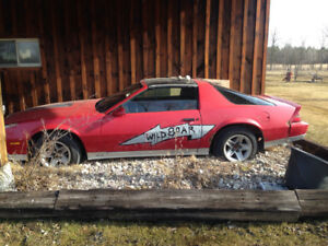 1983 z28 camaro parts or fix