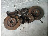 Ford focus st170 front brakes