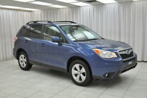 2014 Subaru Forester 2.5L AWD SUV w/ BLUETOOTH, HEATED SEATS, BA