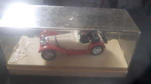 Solido made in france ww2 model car. Old antique