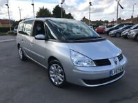 Renault Grand Espace 2.0 DCI 150 TEAM (silver) 2007