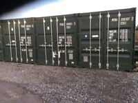 20ft CONTAINER FOR SELF STORAGE NEWBURGH nr ELLON