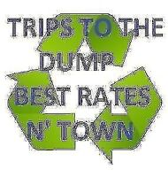 Trips to the dump