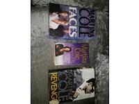 3 x Martina Cole Books