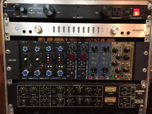 500 series preamps and lunch box