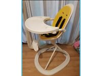 Ickle bubba orb highchair from birth