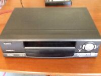 MATSUI. VHS VIDEO PLAYER & RECORDER IN WORKING ORDER. ( TESTED ).( USED.