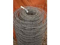 APPROX 75 MTRS OF WIRE FENCING - PETS / LIVESTOCK / FARM / GARDEN