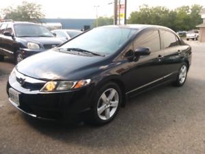 2010 Honda Civic.   Ready to go!