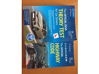 Highway Code and Theory Test Book