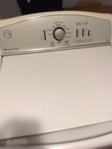Suitable for parts Ken-More High Efficiency Washer