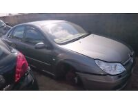 2005 CITROEN C5 VTR, 1.6 HDI, BREAKING FOR PARTS ONLY, POSTAGE AVAILABLE NATIONWIDE