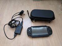 PS Vita very good condition 16gb