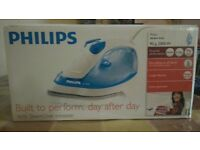 Philips iron - with StreamGlide soleplate