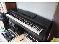 Faulty Roland HP1600e Piano