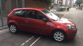 DARK RED FIESTA FOR SALE