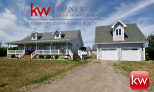 41 River Drive in Richibucto. WATERFRONT