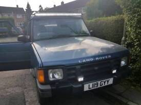 Land Rover Discovery 200tdi 1994 No Rust. Serviced.