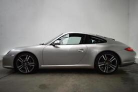PORSCHE 911 3.6 CARRERA 2 PDK 2d AUTO 345 BHP (silver) 2011