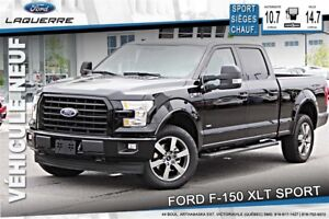 2017 Ford F-150 XLT*SPORT*146$/SEMAINE*