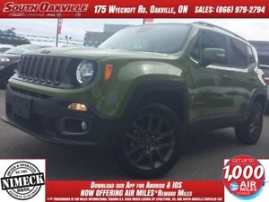 2016 Jeep Renegade North   HEATED SEATS   MY SKY OPEN AIR
