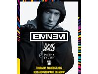 x2 EMINEM tickets *sold waiting collection*