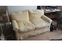 Quality sofa bed with removal washable upholstery.