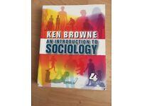 Ken Browne GCSE Sociology revision textbook