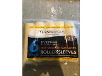 Roller sleeves