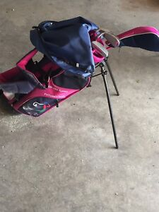 Girls Right Hand Golf Clubs