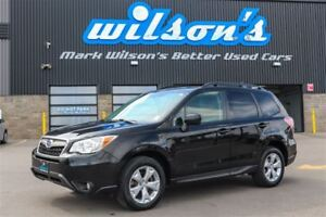 2014 Subaru Forester 2.5L AWD! HEATED SEATS! REAR CAMERA! POWER