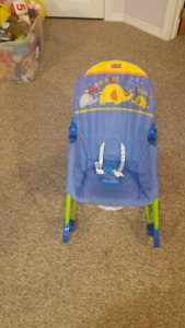fisher price bouncer for $10