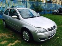 Vauxhall Corsa edit 1.4 i 16v Design 3dr (a/c) Auto Very Low mileage 1 OWNER P/X Welcome