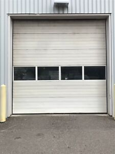 Garage doors, SOLD PPU