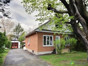 169 000$ - Maison à un étage et demi à vendre à Granby