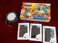 Nintendo ds and Wii skylanders starter pack and portal