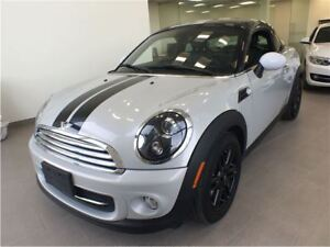 2014 MINI Coupe Cooper Only 3, 122 km's