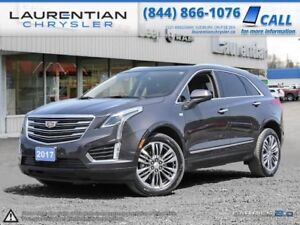2017 Cadillac XT5 -LUXURY AT ITS FINEST!!