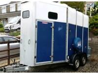 Ivor Williams 510R horse trailer