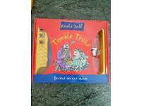 Unopened / Brand New Kids terrible tricks Roald Dahl box set