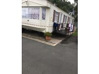 8 berth caravan174 to rent on palins holiday park from 16 th september onwards