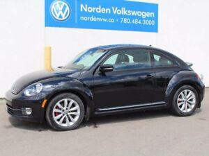 2014 Volkswagen Beetle 2.0 TSI Sportline