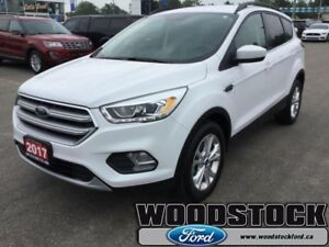 2017 Ford Escape SE  LOW MILAGE, LOCAL LEASE RETURN
