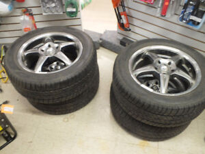 225/55r17 tires and rims