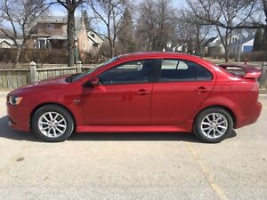 2015 Mitsubishi Lancer SE $10,900 - Safetied / Low Km's / NEW