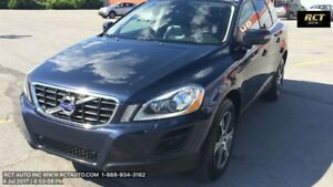 2013 Volvo XC60 3.0L Turbo AWD