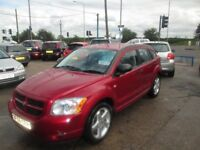 DODGE CALIBER 2.0 SXT SPORT AUTO LOW MILEAGE