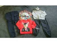 Bundle of clothes for 5 year old boy